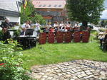 St. Peter´s Brass Band.