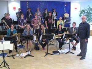 Workshop: Professor Thomas Zoller coacht Papa Lipp Bigband