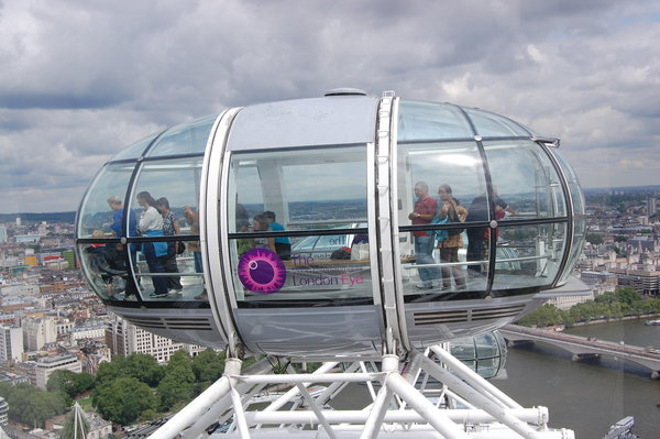 london, riesenrad, london-eye