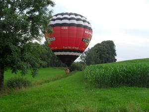 Ballooning am Airport Hummertsried