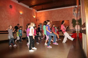 Star Moves in der Tanzschule Stolle