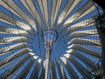 Faszinierende Architektur: Sony-Center/Potsdamer Platz