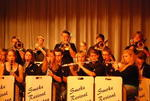 'Smoke-Revival-Orchestra', die Big Band der Christian-Rauch-Schule