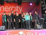 Gospel mit Just Spirit aus Grasdorf