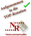 On Air - 'Emblazon' aufgenommen in die TOP-Rotation bei NewcomerRadio-Deutschland