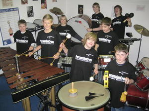 Percussion Crew Musikschule Ostkreis Hannover