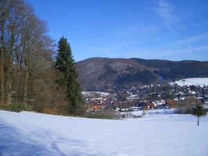 Winter in Holzhausen