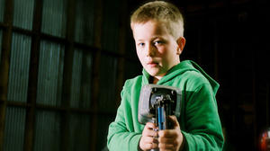 "Filmkritik zu ""Careful With That Power Tool"""