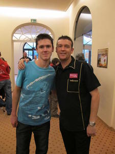 German Darts Trophy in Bad Nauheim