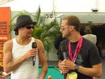Ein Interview mit Rockmusiker Kid Rock (links)