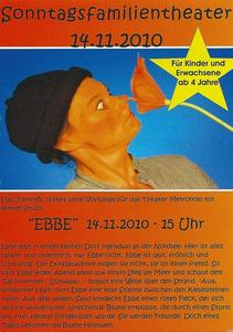 Sonntagsfamilientheater  im Johnny B
