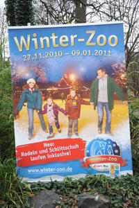 Winter-Zoo Hannover vom 28.11.09-10.01.2010