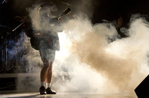 Barock - Beste AC/DC-Coverband in der Stadthalle