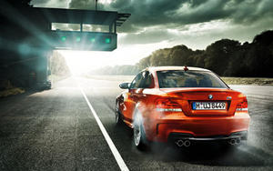 Neues BMW 1er 'M' Coupe