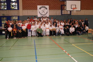 Martial Arts Cup 2010 in Bad Oldesloe – Miteinander statt Gegeneinander