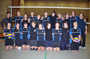 Volleyball Hobbyrunde: Volleyballer des Turn-Club Bissendorf sind Herbstmeister