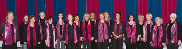 """The Sound of Swing"" – von ""Summertime"" bis ""Take Five"", Konzert des Frauen-Kammerchor Marburg am 20.02.2011 um 20:00 Uhr"