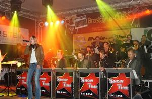 MUSIKER WANTED ! Die Big Band ShowTime sucht Dich !