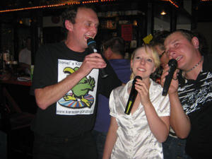 Daniel´s Karaoke Party im Bistro Denise in Krumbach