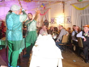 Saalecker Fasching