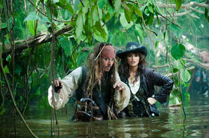 Pirates of the Caribbean - Fremde Gezeiten (auch in 3D):Filmstart: 19.05.2011