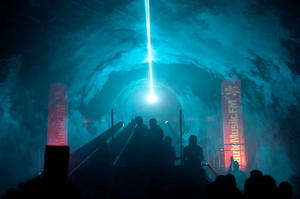 Lasershow im Inkognito Celle