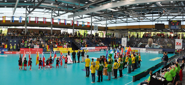 Floorball WM U19 in Weißenfels