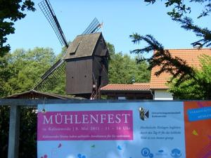 Mühlenfest am 8. Mai 2011
