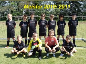 Meister 2010/ 2011