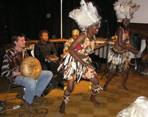 Feel the Spirit of Africa: Africa live in Birkenried 11.-13. Juni