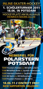Let´s Play Hockey !!! - Turnierwochenende in Potsdam
