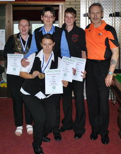 Landesmeisterschaft Snooker der Damen 2011