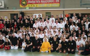 MAA Highlight: Martial Arts Day