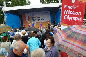 Mission Olympic in Lehrte
