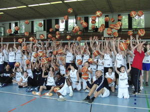 HAZ / FIELMANN Basketball-Trainingscamp bei den UBC Tigers in Hannover!