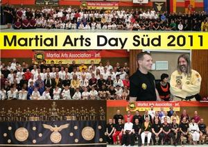 Martial Arts Day 2011 Süd
