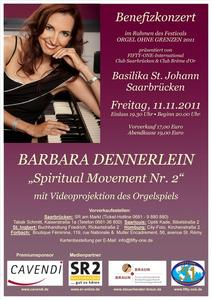 BARBARA DENNERLEIN  'Jazz meets church organ'