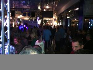 City Galerie Augsburg - Center Party live