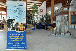 25 Jahre Obermaintherme in Bad Staffelstein