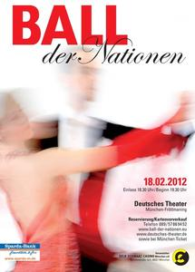 Ball der Nationen 2012