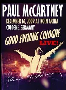 Paul McCartney- singt Köln in Grund und Boden....