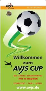 Neues Jahr – AVJS-CUP - Jugendfußball pur in Donauwörth