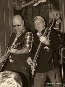 21.1.2012 Wishbone Ash 'Elegant Stealth Tour' in der Blues Garage !