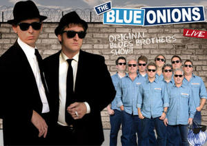 Blue Onions 5.0 -  DIE NR.1 BLUES BROTHERS TRIBUTE BAND