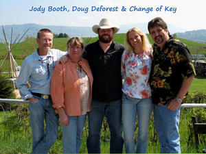 Change of Key mit Jody Both & Doug Deforest