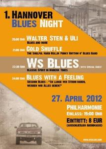 1. Hannover Blues Night (by Ws Blues)