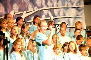 Adonia-Junior-Chor auf Tour in Springe mit dem Musical RUTH