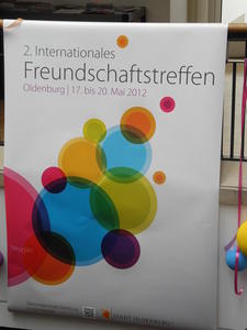 2. Internationales Freundschaftstreffen in Oldenburg