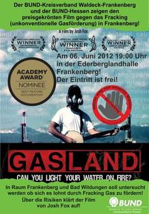 Informationen zum Thema Fracking
