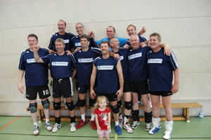 Volleyball Deutsche Seniorenmeisterschaft